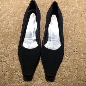 Black Stuart weitzman shoes